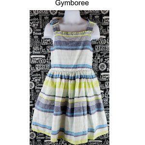 Gymboree Dress Sz 7 NWT